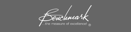 Benchmark ...the measure of excellence!